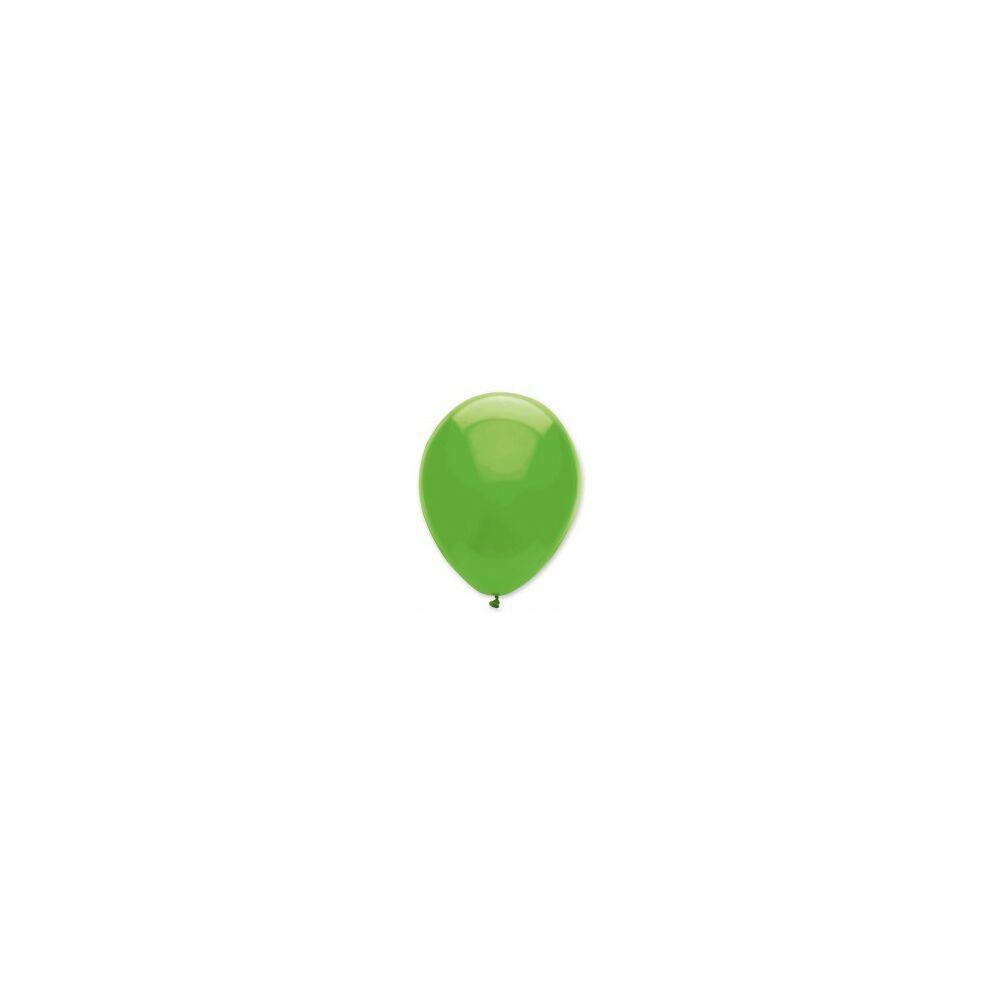 Gumi lufi, 10 db-os, 30cm, Zöld 112