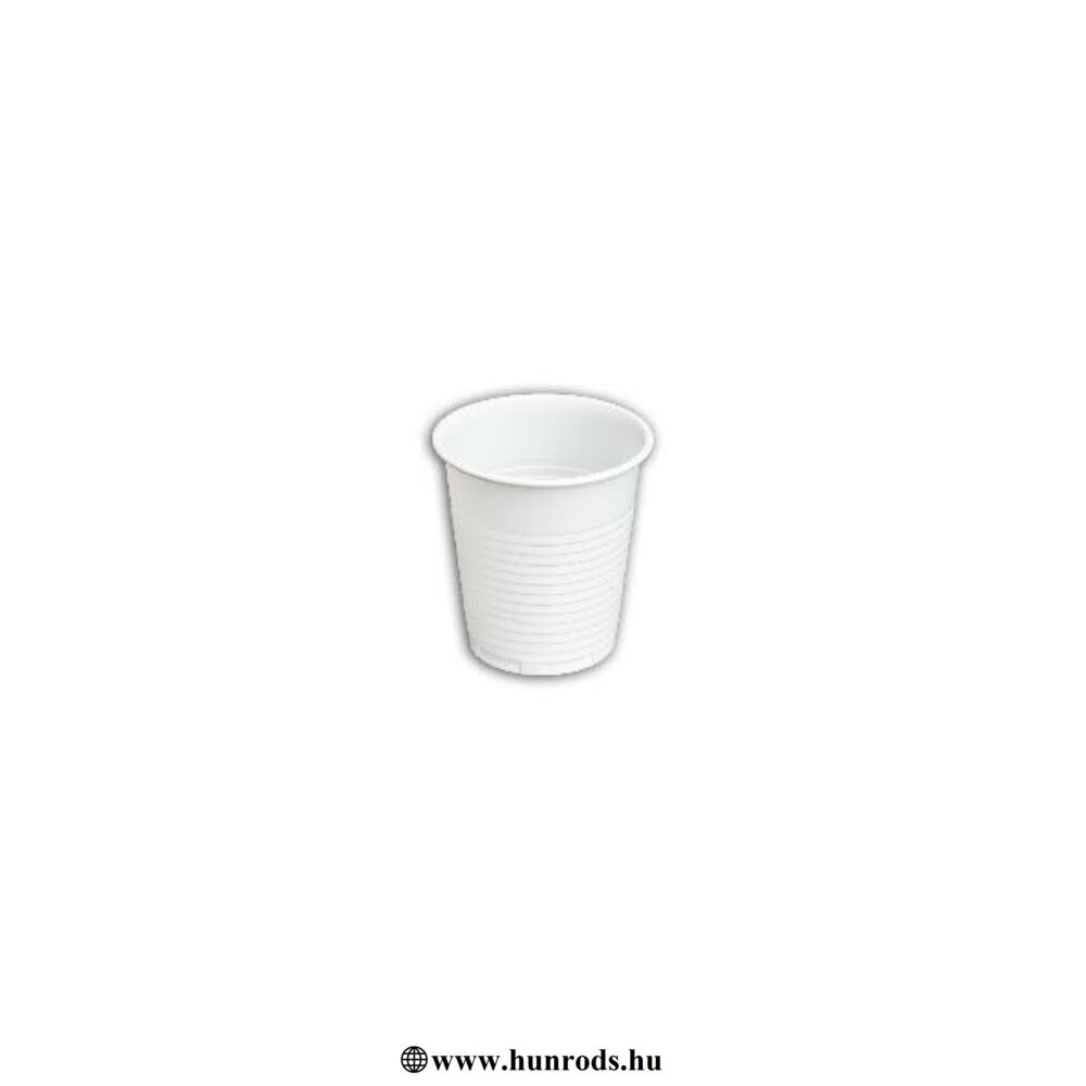 1 dl pohár fehér