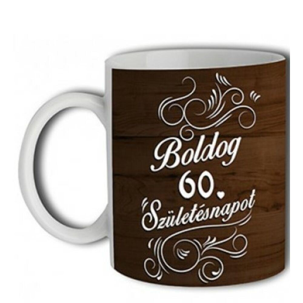 Boldog 60. Születésnapot