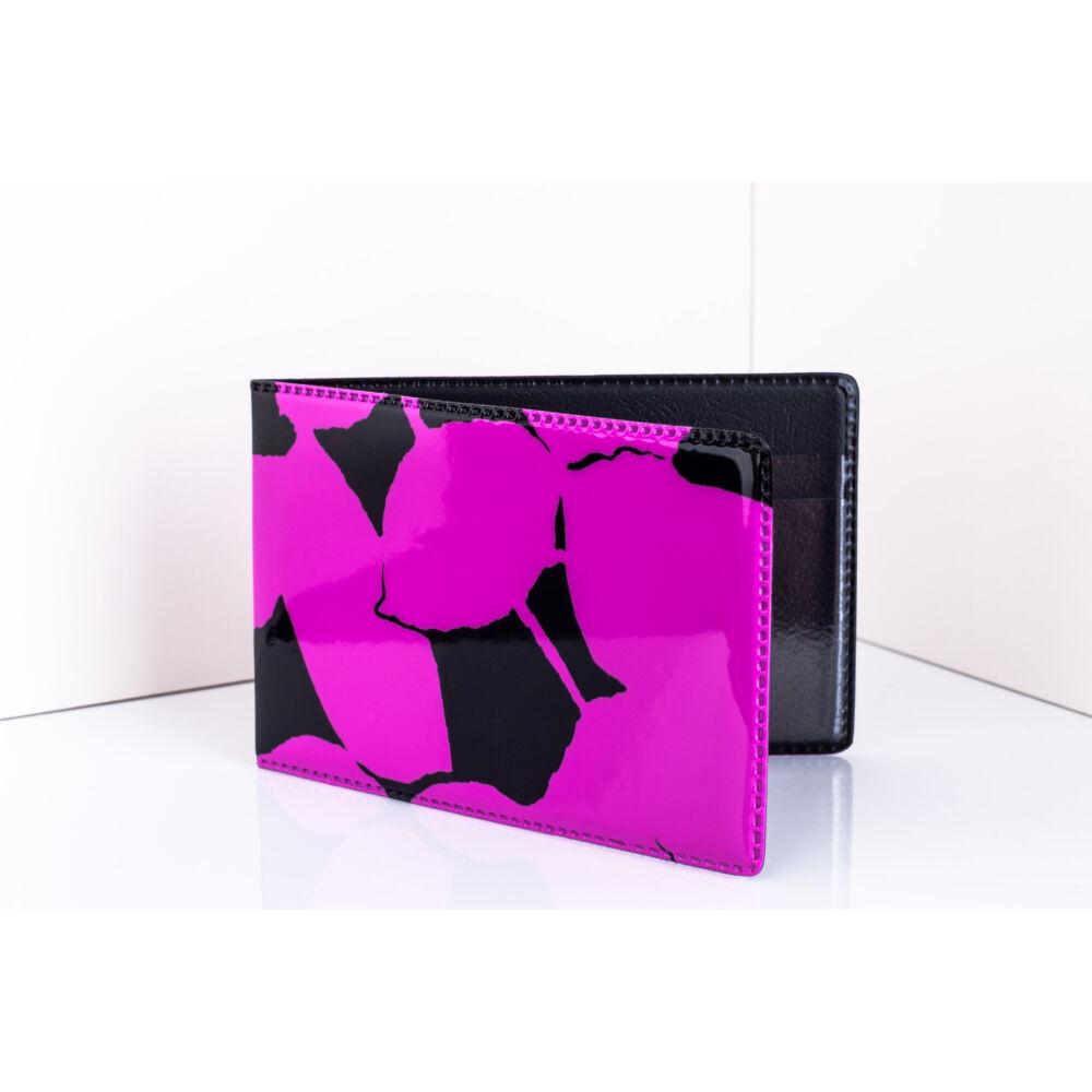 11070-2 Rózsaszín-Fekete