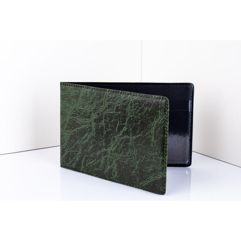 11070-5 Zöld Bőr Design