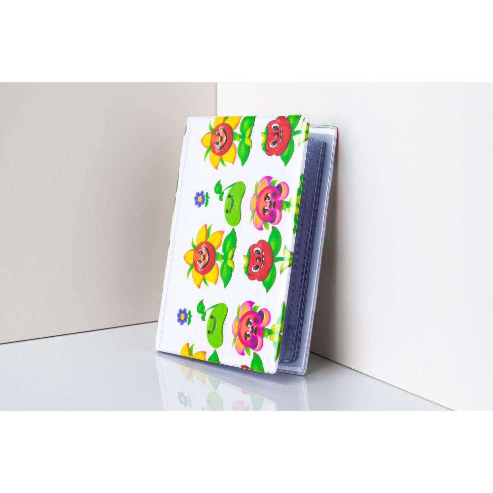 11064-5 Mosolygó virág