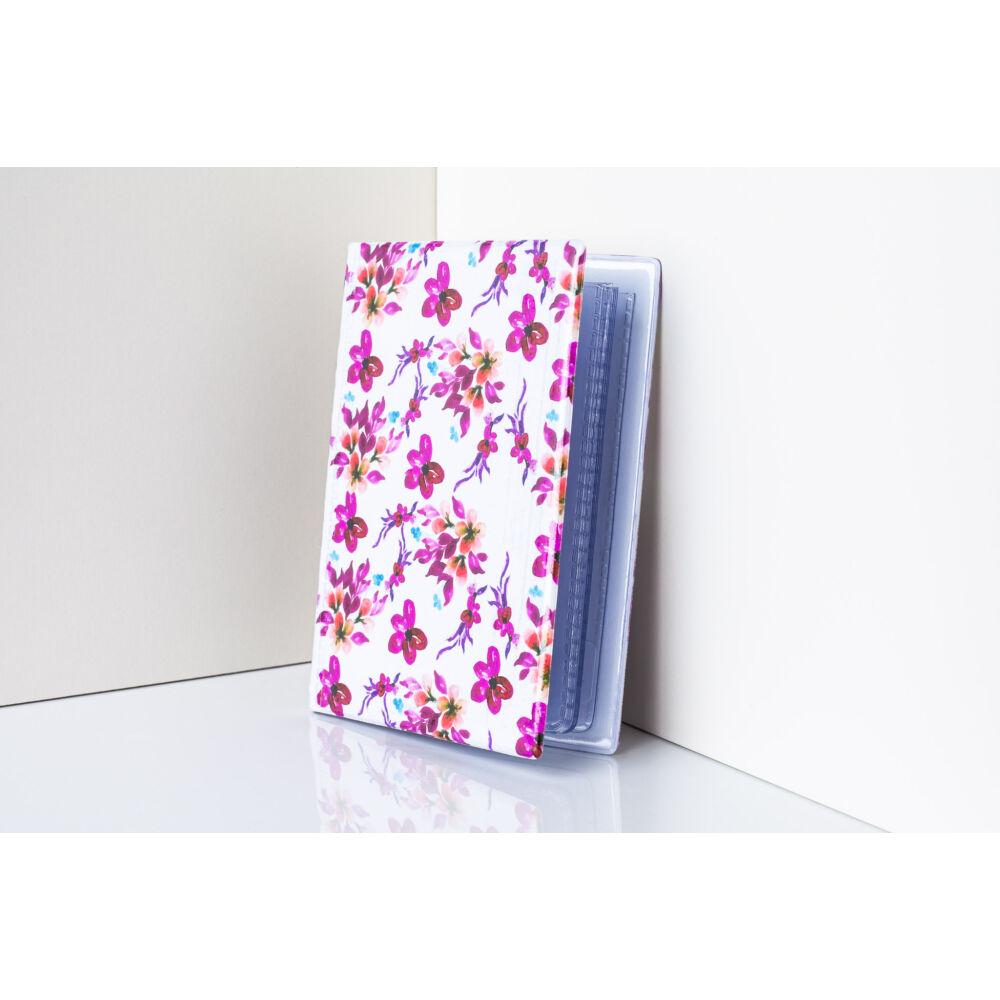 11064-9 Rózsaszín virág