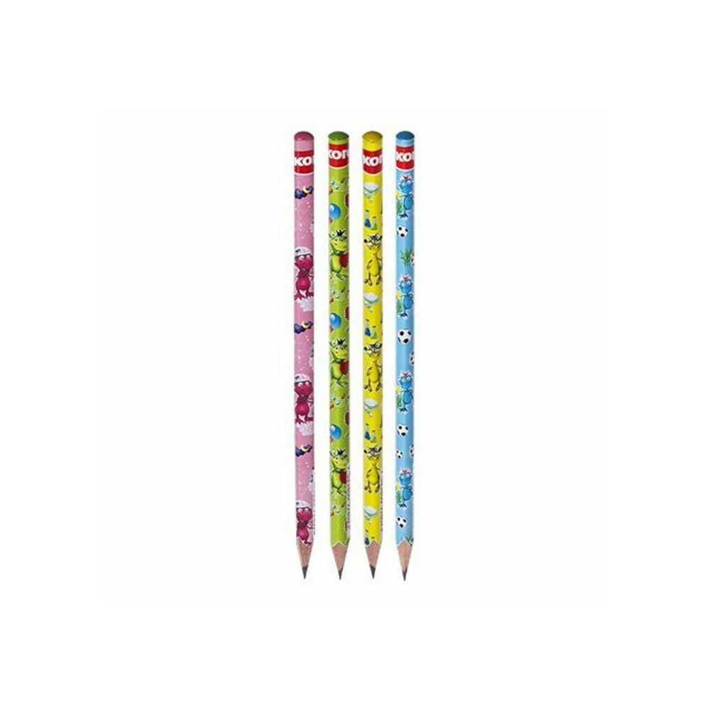 Kores ceruza sárkányos
