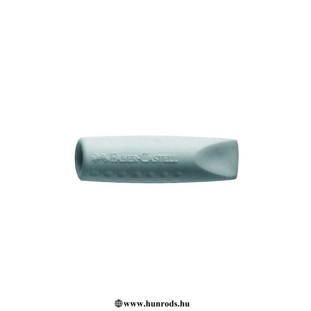 Faber-Castell kupak radír GRIP szürke