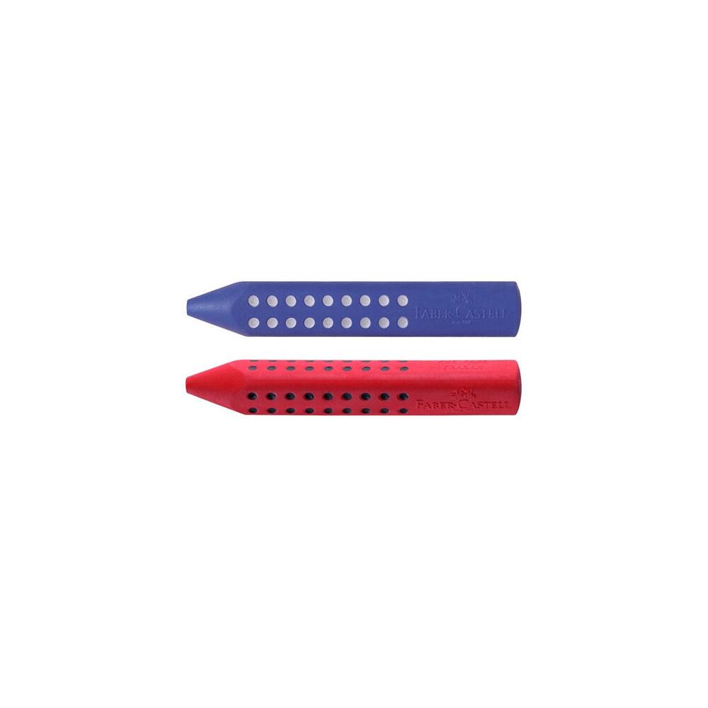 Faber-Castell grip radír színes