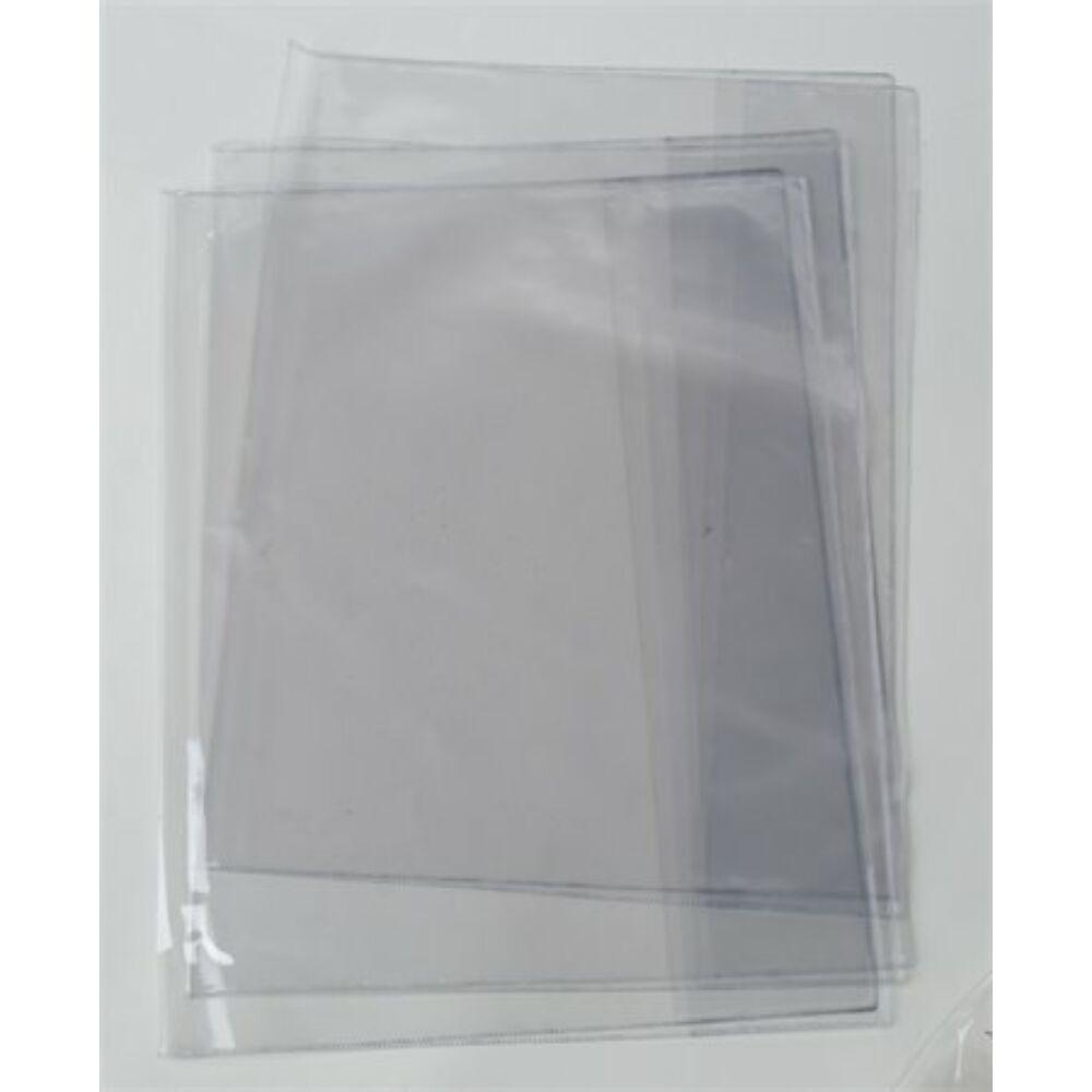 Füzetborítő PVC A4 2