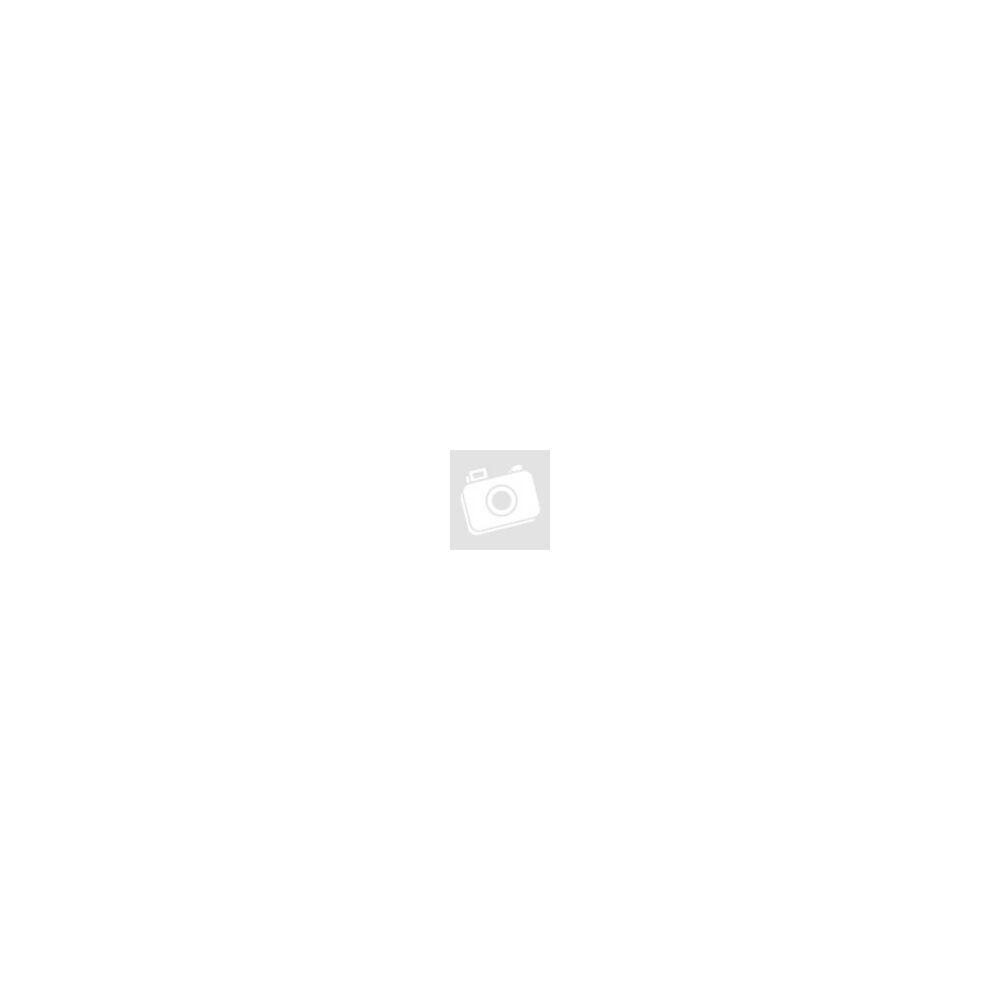 Valentin napi szívgyertya rusztikus többszínű 6 cm 720906