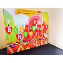 Kép 3/4 - Birthday Happy zöld