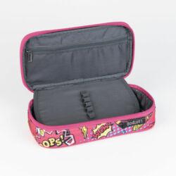 Kép 2/2 - Tolltartó textil bedobós Lollipop POP