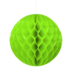Kép 2/6 - Lampion gömb vegyes színekben 30cm