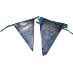 Kép 3/5 - Boldog születésnapot zászló füzér