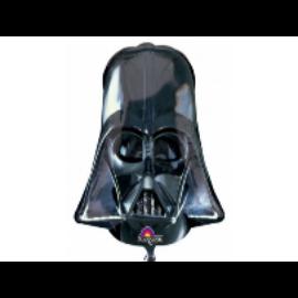 SuperShape -Star Wars -Darth Vadersisak fólia lufi, 63 cm