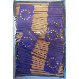 Szendvics zászló 144db-os (HUN,USA,EU)