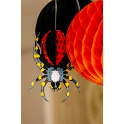 Pók lógatható lampion