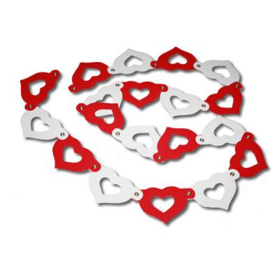 Füzér szív 2m