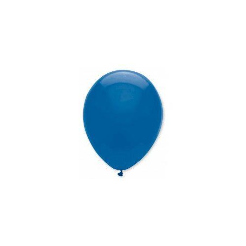 Gumi lufi, 10 db-os, 30cm, Kék 117