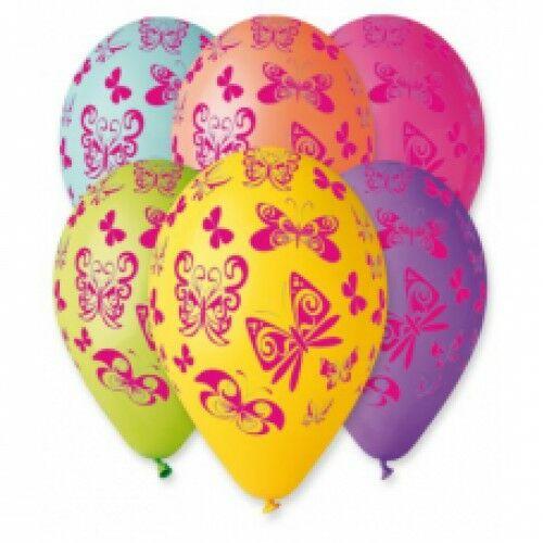 Pink pillangó gumi lufi
