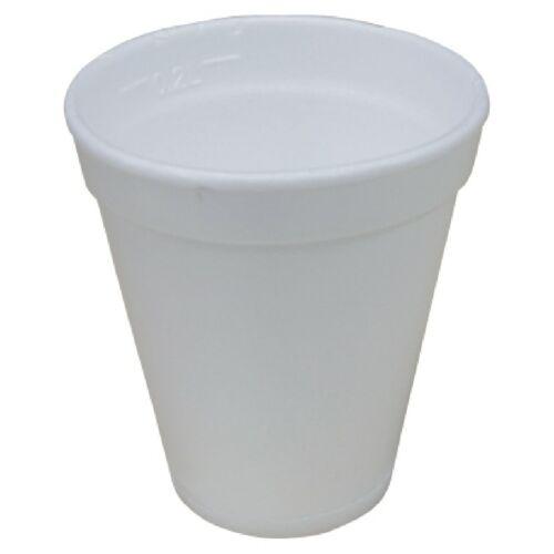 Habpohár 340 ml fehér