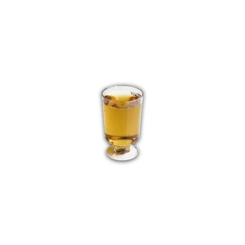 Snapszos pohár 2/4 cl-es talpas