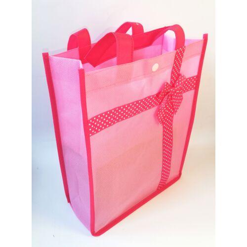 Bevásárló táska masnis