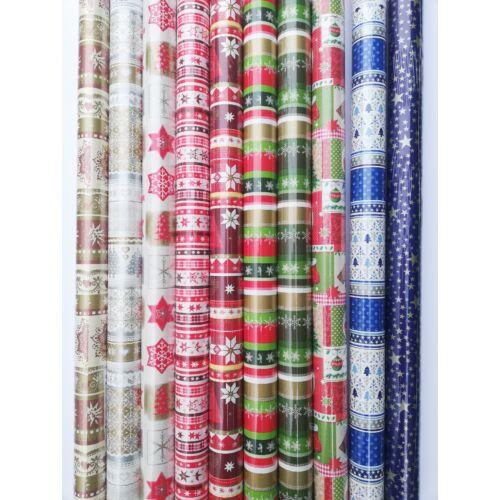 Karácsonyi csomagoló papír 200cmx70cm