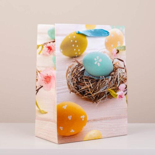 Húsvéti dísztasak közepes (23x18x9) YS779726