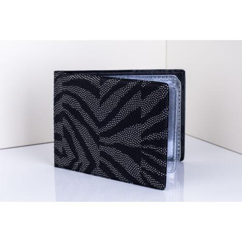 11069 Fekete-Szürke Design