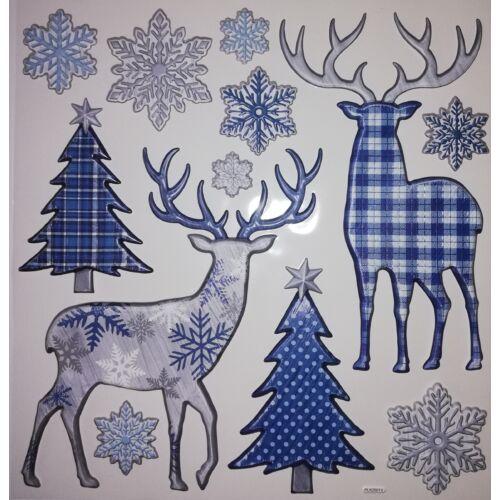 Ablakdekor karácsonyi 782535