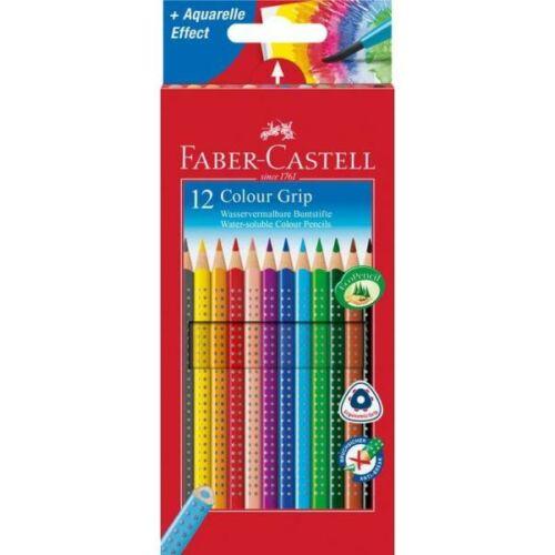 Faber Castel színesceruza készlet GRIP 2001 12db