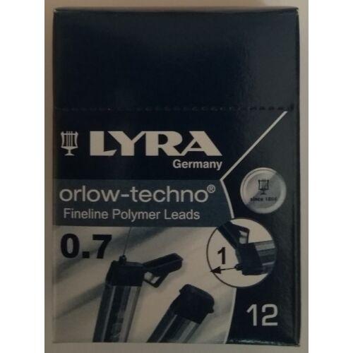 Lyra Pixbél 0,7mm 3H,2H,H,HB,B,2B