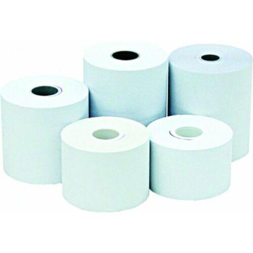 Hőpapírszalag, online pénztárgéphez, 57 mm x 40 fm x 12 mm, 55 g, VICTORIA