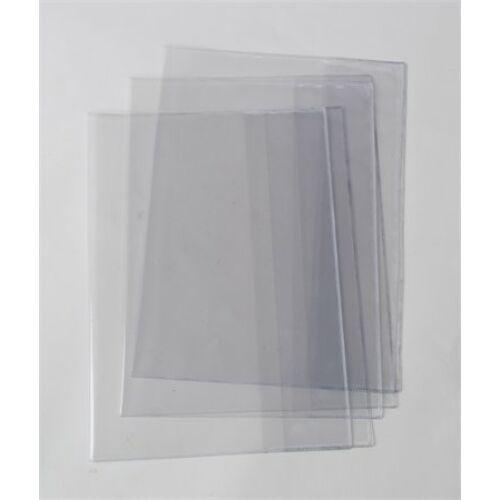 Tájékoztató borító PVC A5