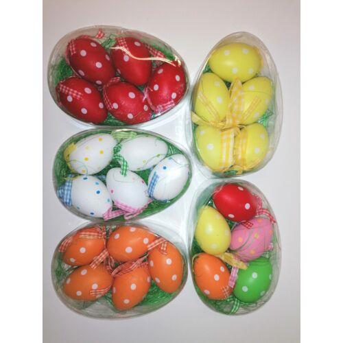 Húsvéti tojásdísz ovál 6306