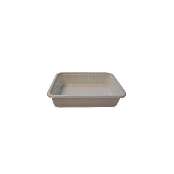 500 ml-es szögletes doboz fehér
