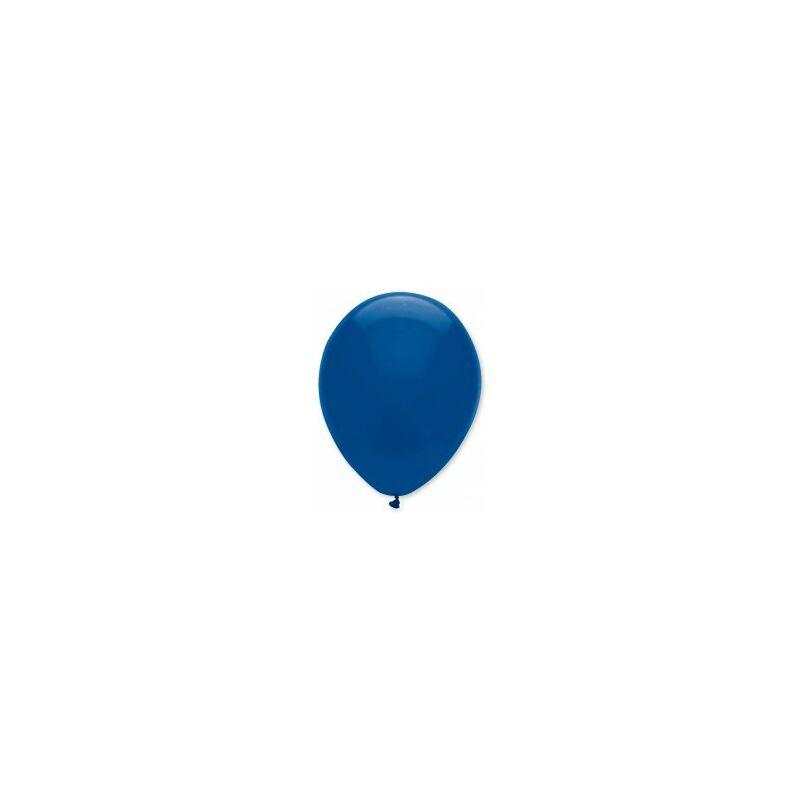 Gumi lufi, 10 db-os, 30cm, Azúr kék 118