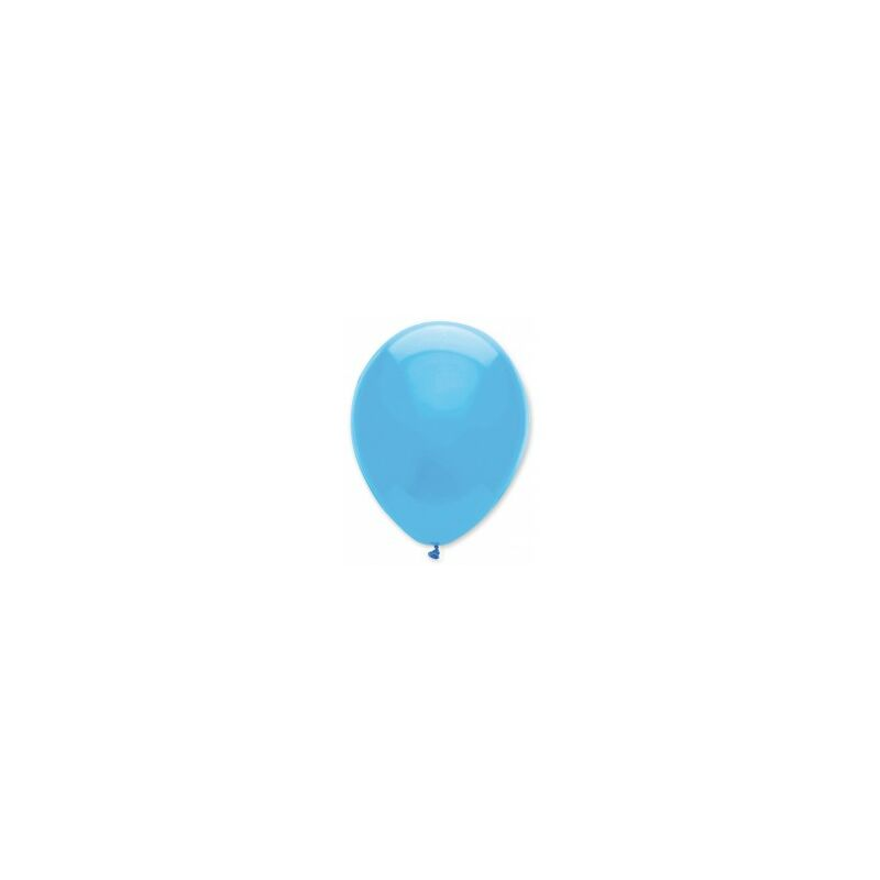 Gumi lufi, 10 db-os, 30cm, Ég kék 116
