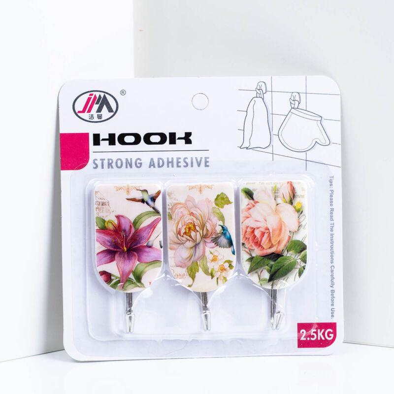 Akasztó virágmintás