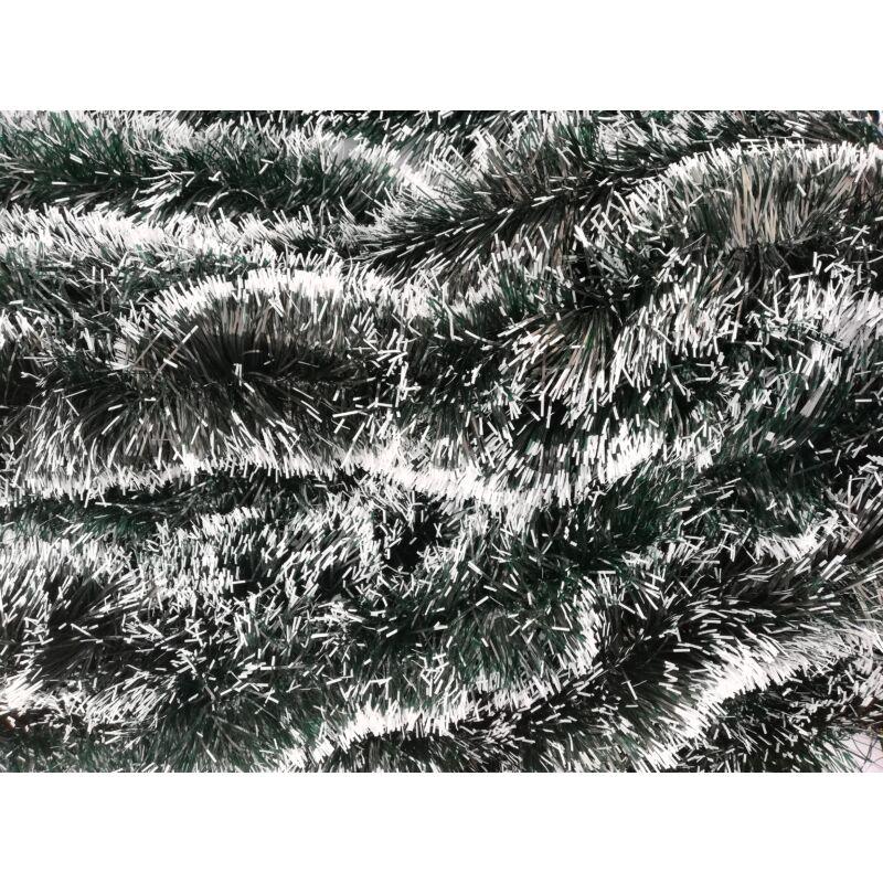 Boa sötétzöld-fehér 200cm x 11cm