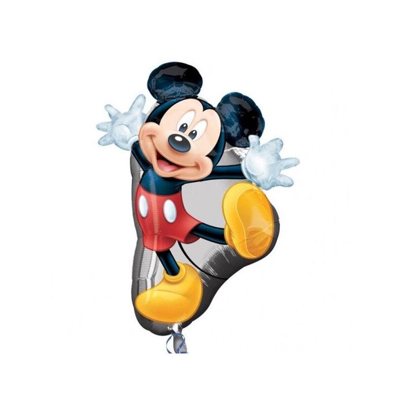 Fólia lufi szuper forma  Mickey egér