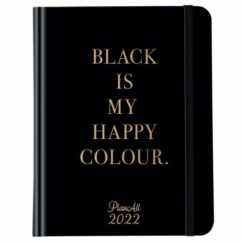 PlanAll All Weekly Book keményfedeles heti tervező 2022 Fun