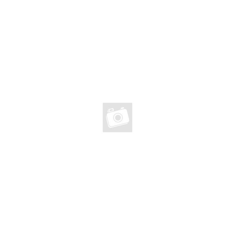 PVC zsebnaptár kutya rózsával mintával