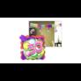 Kép 2/6 - Számos girland születésnapra 400x12x12cm, 12 db függő számmal